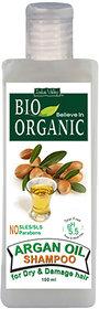 Indus Valley BIO Organic Argan Oil Shampoo