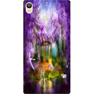 Amagav Back Case Cover for Lyf Water 8 250-LfyWater8