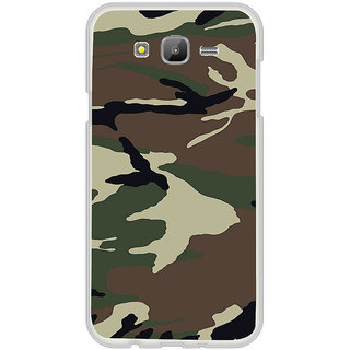 ifasho Army dress pattern Back Case Cover for Samsung Galaxy On 5Pro