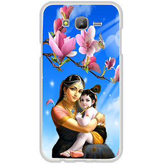 ifasho Yasoda krishna Back Case Cover for Samsung Galaxy On 5