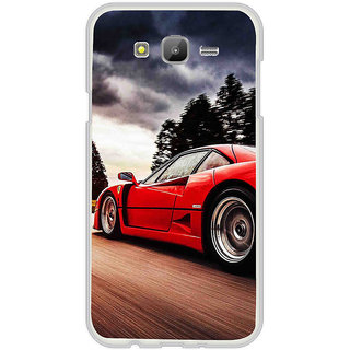 ifasho racing car Back Case Cover for Samsung Galaxy On 5