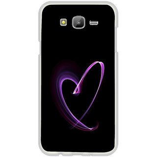 ifasho Modern Art Design heart animated Back Case Cover for Samsung Galaxy On 7