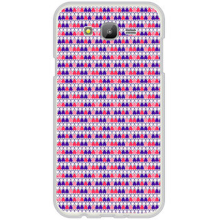 ifasho Modern Art Design Pattern with Lot Of small heart Back Case Cover for Samsung Galaxy On 7