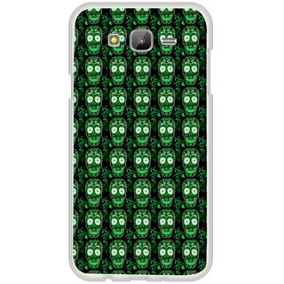 ifasho Modern  Design animated skeleton Pattern Back Case Cover for Samsung Galaxy On 7
