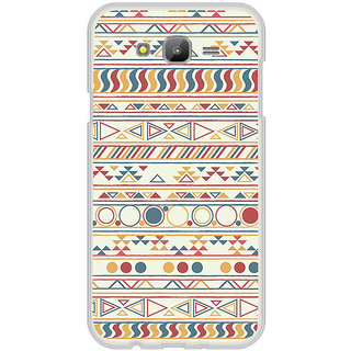 ifasho Animated Pattern colrful tribal design Back Case Cover for Samsung Galaxy On 7