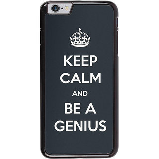 Ayaashii Be A Genius Back Case Cover for Apple iPhone 6