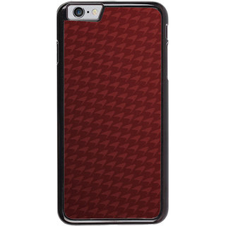 Ayaashii Flag Pattern Back Case Cover for Apple iPhone 6