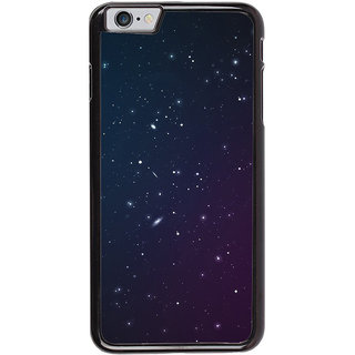 Ayaashii Stars Pattern Back Case Cover for Apple iPhone 6