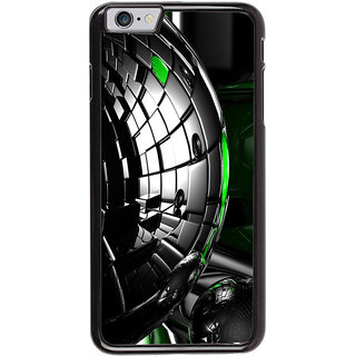 Ayaashii Creative Design Back Case Cover for Apple iPhone 6
