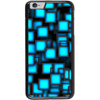 Ayaashii Frames Pattern Back Case Cover for Apple iPhone 6