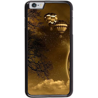 Ayaashii Paracutes Back Case Cover for Apple iPhone 6
