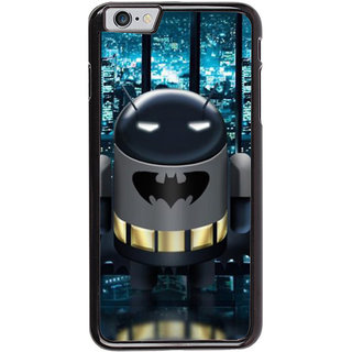 Ayaashii Android In New Get Up Back Case Cover for Apple iPhone 6