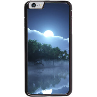 Ayaashii Blue Scenary Back Case Cover for Apple iPhone 6