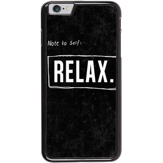Ayaashii Relax Back Case Cover for Apple iPhone 6