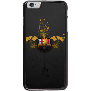 Ayaashii FCB Symbol Back Case Cover for Apple iPhone 6