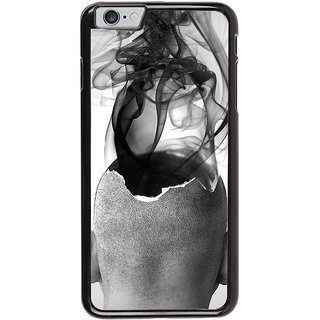 Ayaashii Ash IS Coming From His Head Back Case Cover for Apple iPhone 6