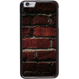Ayaashii Brick Wall Back Case Cover for Apple iPhone 6