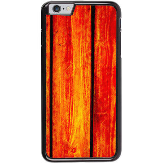 Ayaashii Shaded Pattern  Back Case Cover for Apple iPhone 6