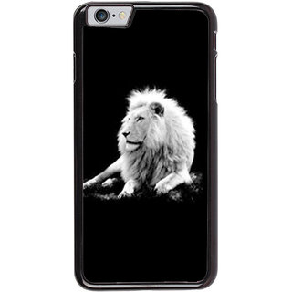 Ayaashii Lion Is Crusious Back Case Cover for Apple iPhone 6