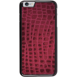 Ayaashii Net Pattern Back Case Cover for Apple iPhone 6