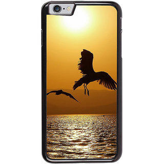 Ayaashii Flying Birds In Sea Back Case Cover for Apple iPhone 6