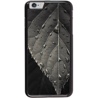 Ayaashii A Single Leaf Back Case Cover for Apple iPhone 6
