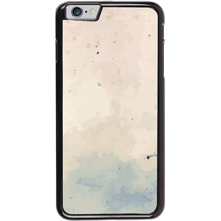Ayaashii Abstract Colors Back Case Cover for Apple iPhone 6