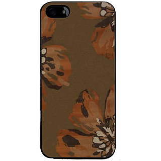 Ayaashii Floral Pattern Back Case Cover for Apple iPhone 5::Apple iPhone 5S