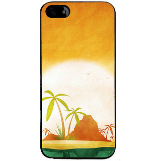 Ayaashii Beautiful Scenery Back Case Cover for Apple iPhone 5::Apple iPhone 5S
