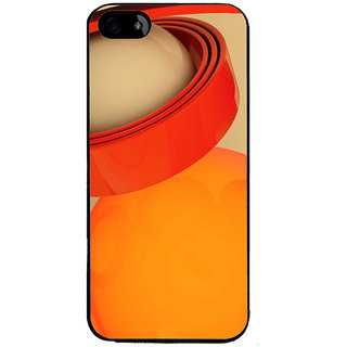 Ayaashii Ball With Belt Back Case Cover for Apple iPhone 5::Apple iPhone 5S