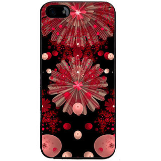 Ayaashii Animated Flowers Back Case Cover for Apple iPhone 5::Apple iPhone 5S