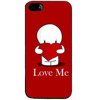 Ayaashii Love Me Back Case Cover for Apple iPhone 5::Apple iPhone 5S