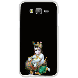 ifasho Lord Krishna stealing curd Back Case Cover for Samsung Galaxy On 7
