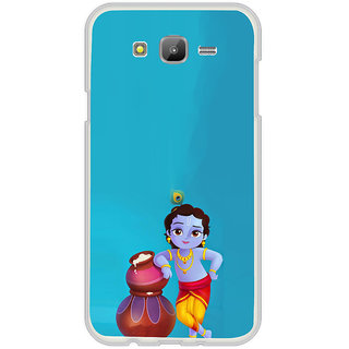 ifasho Lord Krishna stealing curd animated Back Case Cover for Samsung Galaxy On 7