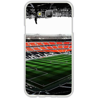 ifasho Football stadium field Back Case Cover for Samsung Galaxy On 7