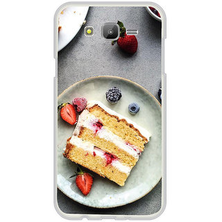 ifasho Animated food pattern Back Case Cover for Samsung Galaxy On 7