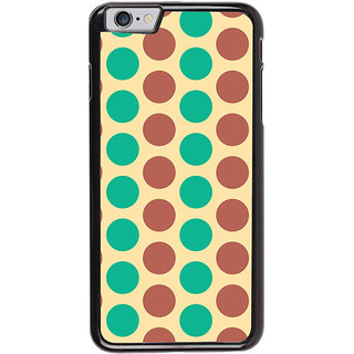 Ayaashii Dot Pattern Back Case Cover for Apple iPhone 6S