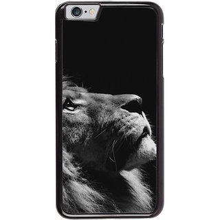 Ayaashii Brave Lion Back Case Cover for Apple iPhone 6S