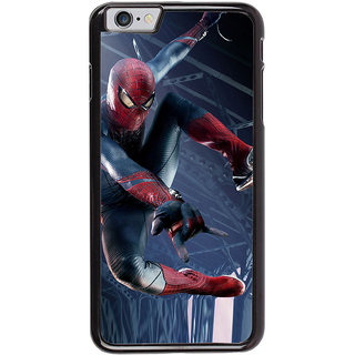 Ayaashii Ultimate Star Spiderman Back Case Cover for Apple iPhone 6S