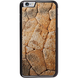 Ayaashii Rocks Pattern Back Case Cover for Apple iPhone 6S