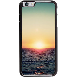 Ayaashii Sun Rise  Back Case Cover for Apple iPhone 6S