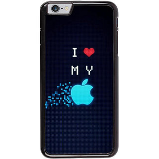 Ayaashii I Love My Back Case Cover for Apple iPhone 6S