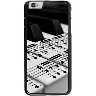 Ayaashii Musical Keyboard Back Case Cover for Apple iPhone 6S
