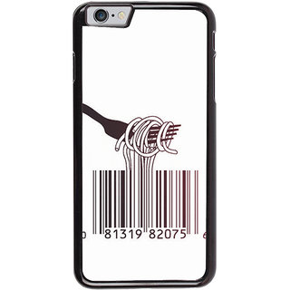 Ayaashii A Spoon Of Noodle Back Case Cover for Apple iPhone 6S