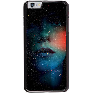 Ayaashii Gloray Face Back Case Cover for Apple iPhone 6S