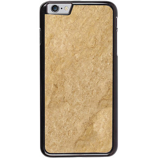 Ayaashii Brown Shaded Layer Back Case Cover for Apple iPhone 6S