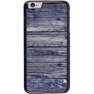 Ayaashii Wood Shaded Layer Back Case Cover for Apple iPhone 6S