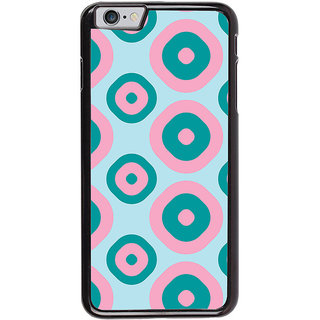 Ayaashii Ring Pattern Back Case Cover for Apple iPhone 6S