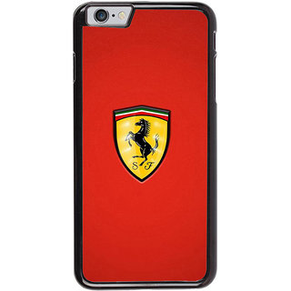 Ayaashii Ferari Symbol Back Case Cover for Apple iPhone 6