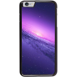 Ayaashii Space Layer Back Case Cover for Apple iPhone 6S